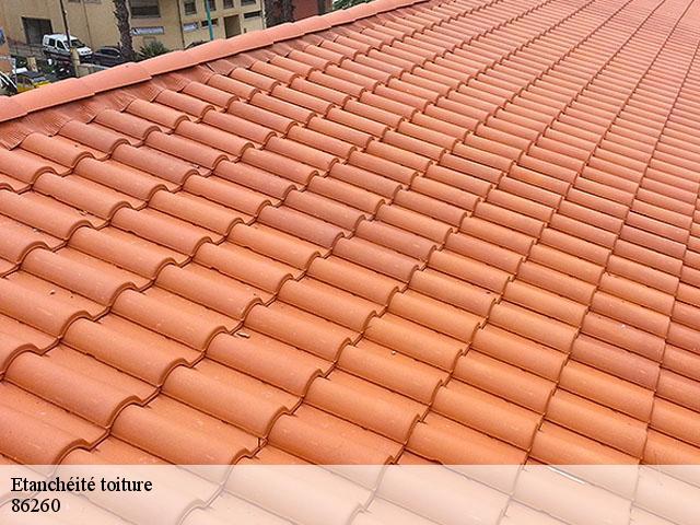 Etanchéité de toiture à Angles Sur L Anglin tél: 05.19.71.05.48